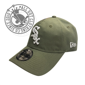New Era 920 Olive Soft Shell