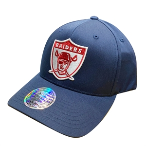 Mitchell and Ness Navy/Red Flexfit 110 Snapback