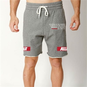 Dreamer Track Shorts by All Out Co.