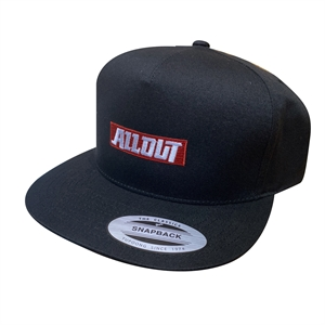 Dreamer Flatpeak Snapback by All Out Co.