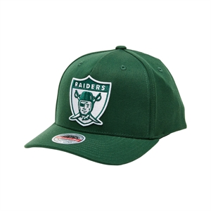 Mitchell and Ness Green Snapback